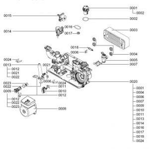Vitodens 100-W BPJA 6.5 to 25.0 kW-5