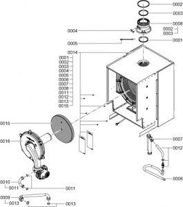 Vitodens 200-W B2HA 125kW-2