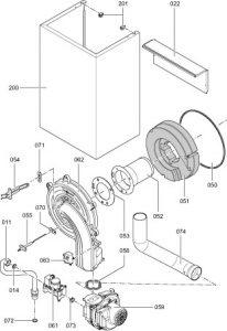 Vitodens 200-W WB2B 60kW-1