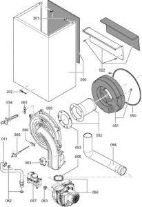 Vitodens 200-W WB2C 45kW-1