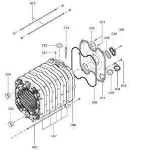 vitorond 200 VD2A 125 -270 kW 4